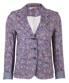 Kensington Liberty Print Jacket