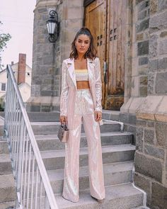 Spring Outfit Street Style Fashion lkbahar Tarz Tarz K yafetler Suit Fashion, Fashion Outfits, Color Fashion, Woman Fashion, Style Fashion, Fashion Tips, Mode Instagram, The Dress, Suits For Women