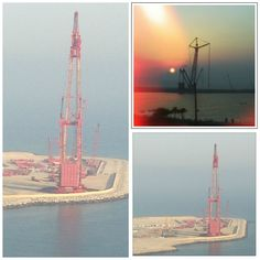 21st September 2014: #BluewaterIsland is really getting somewhere now! A gigantic crane turned up - probably for the #DubaiEye ... Follow JA Ocean View Hotel on Facebook: https://www.facebook.com/oceanviewthewalk  Connect with JA Ocean View Hotel on Twitter: https://twitter.com/ocean_view_dxb
