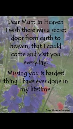 Missing you Mom Dad & Jim Rip Grandma Quotes, Mom Quotes, Cute Quotes, I Miss My Mom, Love You Mom, Mom And Dad, Mom In Heaven Quotes, Mother's Day In Heaven, Happy Birthday In Heaven