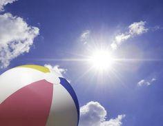 More Beach Ball Games