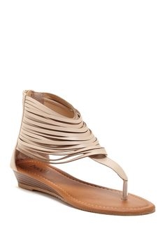 e4fd03ee7913 Westwood Wedge Sandal by Bucco on  nordstrom rack Strappy Sandals