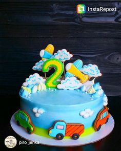 Beautiful Birthday Cakes, Cool Birthday Cakes, Ice Cake, Cookie Icing, Little Cakes, Drip Cakes, Cakes For Boys, Cute Cakes, Fondant Cakes