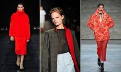 LaranjaA cor está entre as queridinhas dos estilistas desde agosto de 2013 e ainda têm fôlego para seguir adiante - tanto em looks monocromá...