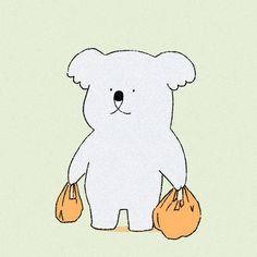 Korean Illustration, Children's Book Illustration, Cute Little Drawings, Cute Drawings, Graphic Design Posters, Typography Design, Simple Cartoon, Mascot Design, Vintage Cartoon