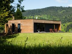 """COTE PRESSE // article de MAISON A PART """" Une maison en bois montée en... un jour !"""""""