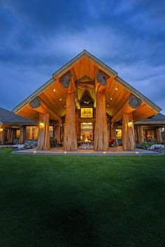 "Did you know that Pioneer Log Homes is also on Instagram!? Check us out at ""@pioneerloghomes"" http://ow.ly/QJ9Dh"