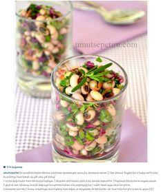 Alintidir degisik kuru borulce salatası