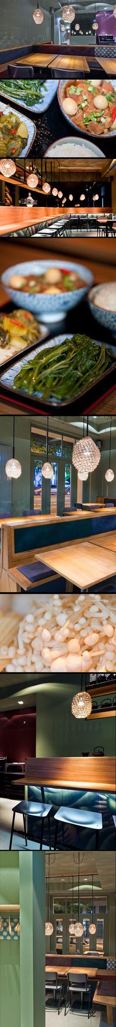 The Acai Café in Munich Architektur, Design und München