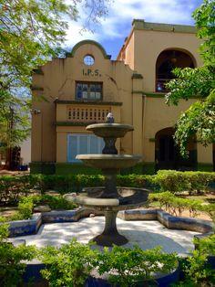 Casa antigua. Asunción-Paraguay
