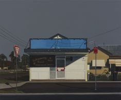 Arthouse Gallery / Exhibition / Robyn Sweaney / Looking Sideways, Heading West