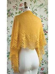 Knit - Dorada Shawl Knit Pattern - #707594