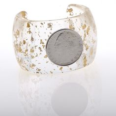Lira Bracelet, Amy has requested Italian coin jewelry...may have to buy some for myself also...