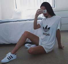 adidas, clothes, fashion, grunge, hipster, outfit, outfits, teen