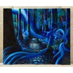【godo_terasawa】さんのInstagramをピンしています。 《先日の三人展に出品した新作①  title :  KODOU#2 (於 熊野古道、大門坂) size:F8 (380×455mm) Acrylic on canvas  #terasawart #絵 #絵画 #美術 #アクリル #創作 #アート #アクリル画  #森 #森林 #樹 #forest #tree #acrylic #painting #ペインティング #painter #art #fineart #artwork #ancient #熊野古道 #kumano #kumanokodo #熊野 #大門坂 #犬 #dogfaces》