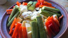 Vegetarian Tagine Easy and Delcious طاجين خضر سهل و لذيذ Moroccan Cuisin...