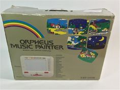 Annons på Tradera: Orpheus Music Painter ERP-1010R