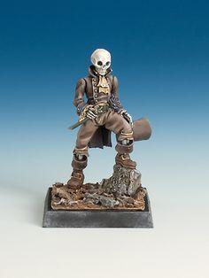 Monsieur Mort | Freebooter Miniatures