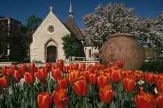 50 Things to do with Your Kids in Milwaukee Over Spring Break...  St. Joan of Arc Chapel