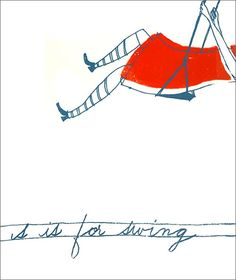 s is for swing