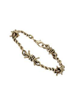 Barbwire bracelet