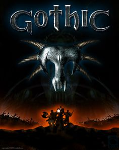 Gothic 3, Gothic Games, Gotik Tattoo, Print Server, Held, Apocalypse, Concept Art, Lion Sculpture, Advertising