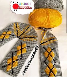 Best 12 Happy Nights to everyone güzellik These beauties, and Baby Cardigan Knitting Pattern, Crochet Vest Pattern, Knitting Socks, Baby Knitting, Knit Socks, Knitting Needles, Knitted Booties, Knitted Slippers, Crochet Baby Booties