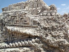 Baalbek Stones | Bekaa Valley 19 Baalbek Temple of Jupiter Broken Pieces Of Stone ...
