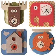 3D Clocks from Modern Moose