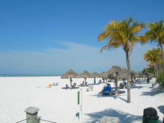 Would love to go back. Most beautiful beach...Marco Island, FL. I actually think it's prettier than Sanibel.