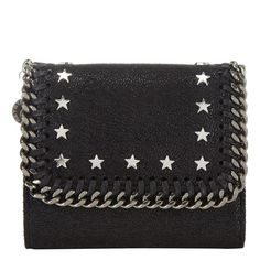 Falabella Star Flap Wallet Small