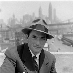 The 20 Most Stylish Men of Hollywood's Golden Age, Gregory Peck