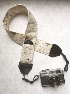 Hey, I found this really awesome Etsy listing at https://www.etsy.com/listing/271803548/dslr-camera-strap-extra-long-padded-with