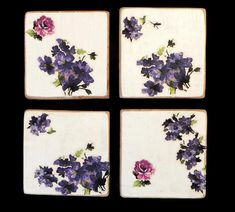 Rustic Design Wood Coasters, Lovely Gifts for the Home, Rustic Homeware, Up cycled Tableware, Unique Accessories for New Home, Wedding Gift