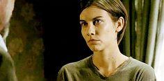 The Walking Dead → My name is Maggie, Maggie Rhee.