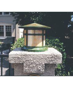 * Arroyo Craftsman BC-11 Berkeley 1 Light Outdoor Pier Lamp| Capitol Lighting 1-800lighting.com (442! IN)