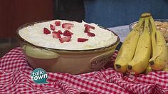 RECIPE # 5245 - DIANA BAILEY'S STRAWBERRY BANANA PUDDING - Thursday October 2, 2014