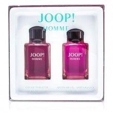 Joop Homme Coffret: Eau De Toilette Spray + After Shave Splash Cosmetics & Fragrance, After Shave, Shaving, Hair Care, Perfume Bottles, Make Up, Fragrances, Products, Top