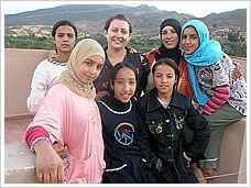 Education for All: 3-6 months volunteer opportunity at a Morocco school for girls