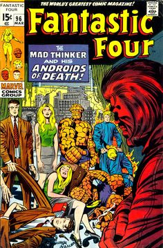 Fantastic Four Series) 96 Marvel Comics Modern Age Comic book covers Super Heroes Villians Sue Storm Reed Richards The Thing Human Torch Fantastic Four Marvel Comic Books, Comic Book Characters, Comic Books Art, Marvel Art, Marvel Heroes, Book Art, Fantastic Four Comics, Mister Fantastic, Stan Lee