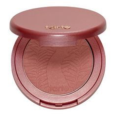 tarte Amazonian Clay 12-Hour Blush in Dazzled - soft rose #SephoraPantone