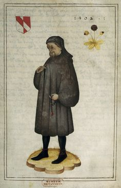 Portrait and Life of Chaucer - caption: 'Portrait of Chaucer' | Flickr - Photo Sharing!
