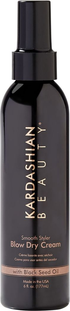 Kardashian Beauty Smooth Styler Blow Dry Cream 177ml.
