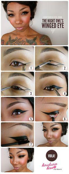 10 Creative And Useful Makeup | http://cosmeticschannel.blogspot.com