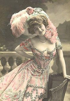 Gaby Deslys (4 November 1881 – 11 February 1920); early 20th century actress, singer and dancer from Marseilles, France.