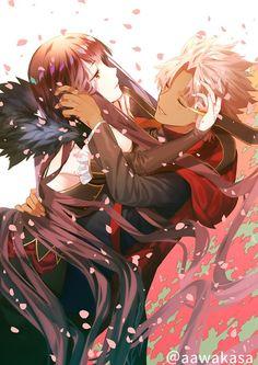 Kotomine Shirou / Assassin of Red【Fate/Apocrypha】 Fate Assassin, Assassin Of Red, Me Anime, Anime Love, Anime Art, Amakusa, Fate Zero, Fate Stay Night, Semiramis Fate