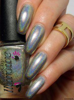 Green, Glaze & Glasses: Colors by Llarowe - Oh holy Night