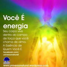 Você É uma energia que nunca acaba no tempo ou no espaço #universonatural #mergulhointerior #limpezaenergetica #chakra