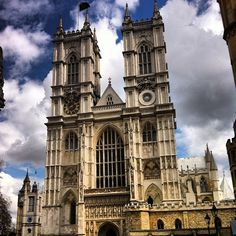 Westminster Abbey in City of Westminster, Greater London