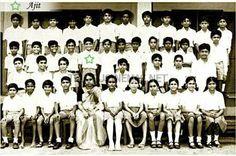 AJITH Kumar Childwood Rare Pics - teluguZOOM
